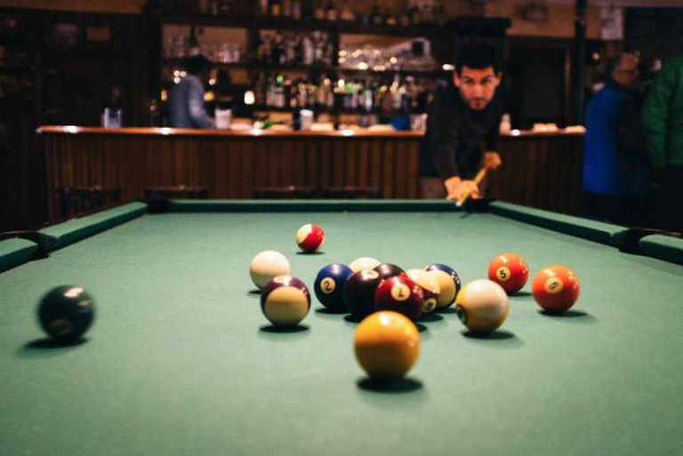 Billiards | © Guillermo Alonso/Flickr
