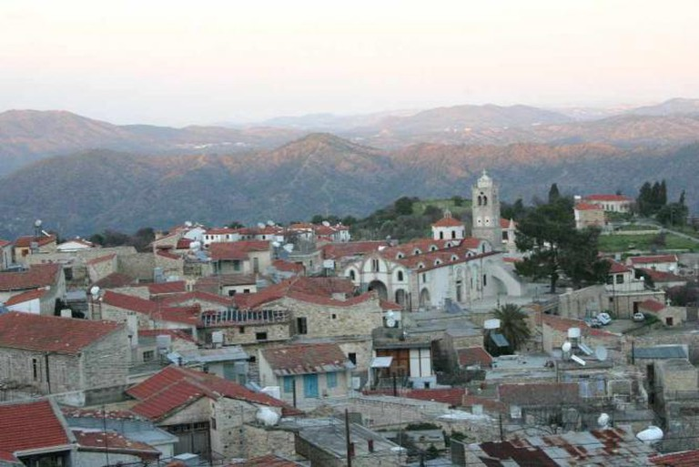 Lefkara view