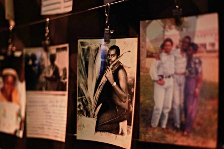 Kigali Memorial Centre Genocide Memorial