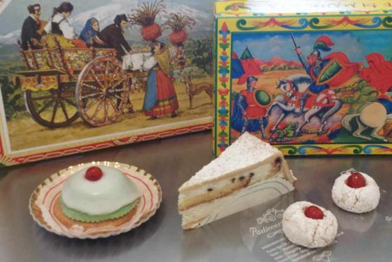 I tesori della pasticceria siciliana