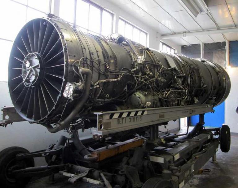 'Jet engine' | © Tony Bear!