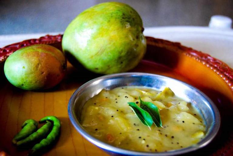 Mango Pachadi (Gojju) │ ©GoDakshin/Flickr