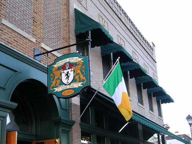 Maggie Miley's Irish Pub | © Charles Taber/Flickr