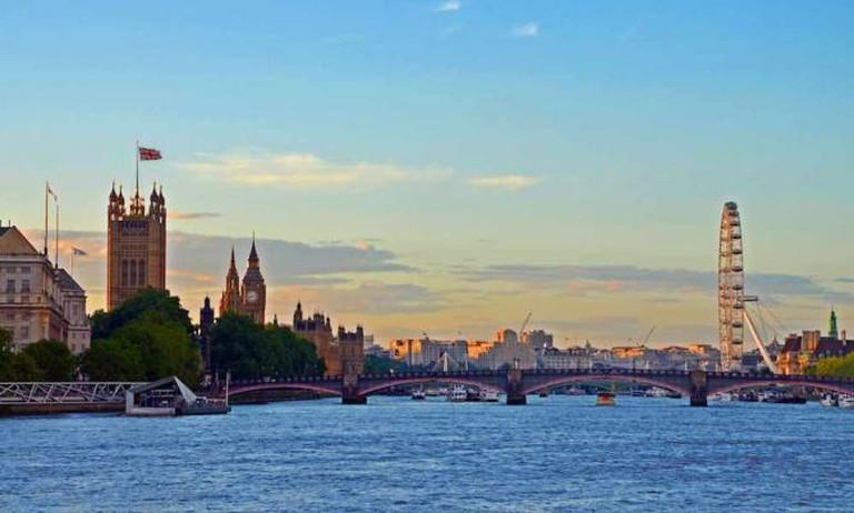 London skyline | © DncnH/Flickr