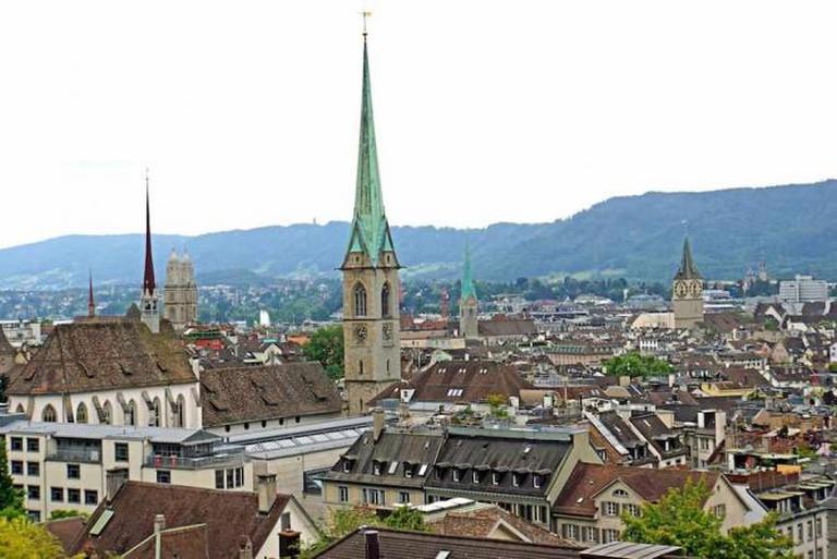 Zurich | © Dennis Jarvis/Flickr
