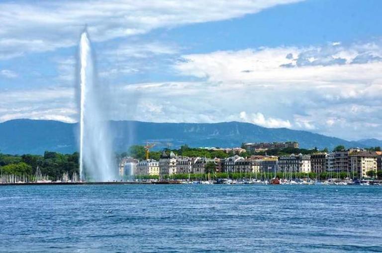 Geneva | © Luisfpizarro/Pixabay