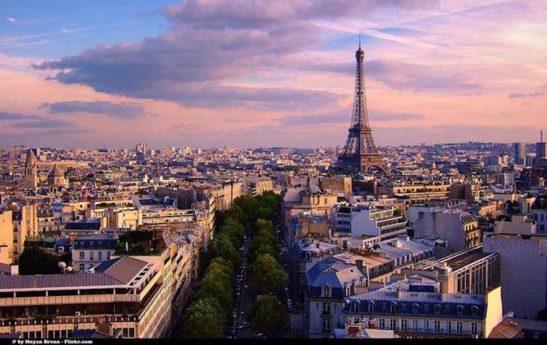Paris | © Moyan Brenn/Flickr