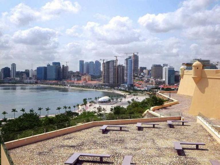 Luanda skyline | © David Stanley/Flickr