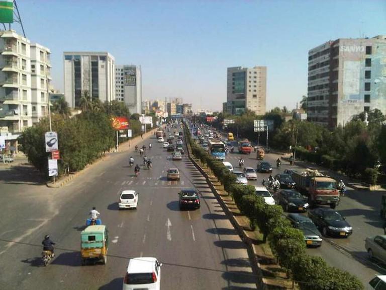 Karachi | © کراچی برنامج No Real Name Given AKA دانلود سكس/Flickr