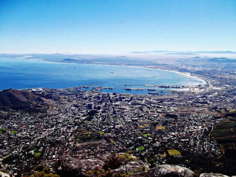 View of Cape Town from Table Mountain | © Lindria Oosthuizen/WikiCommons