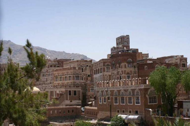 Sana'a | © Matt May/Flickr
