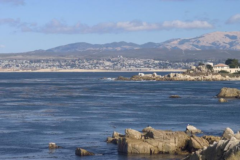 Monterey Bay California | © Sking/Wikipedia