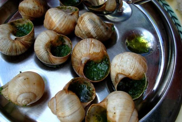 Esgcargots en Montmartre   ©Fabio Sola Penna/Flickr