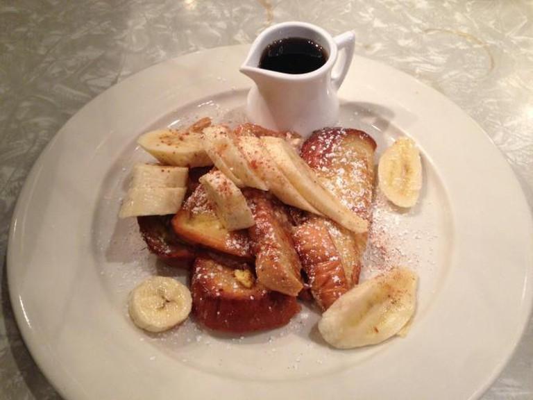Banana French Toast l