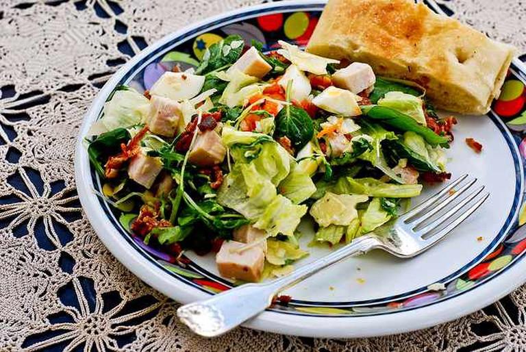 Caesar Salad | © Cheryl Harvey/Flickr