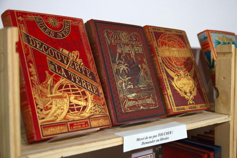 The books of Jules Verne I