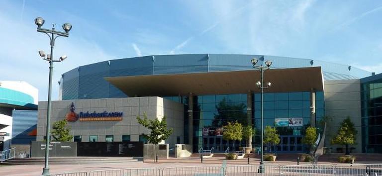 Rabobank Arena, Bakersfield l