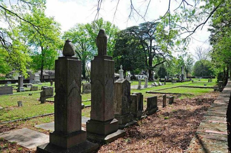Old Greenwood Cemetery | © Bill Fitzpatrick/WikiCommons
