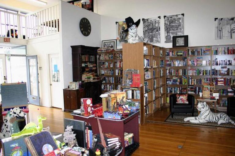Interior of Ink Spell Books   Courtesy of Ink Spell Books