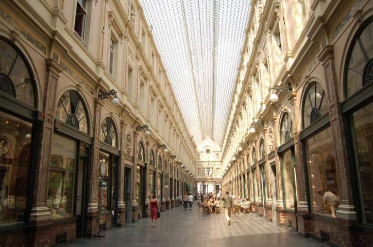 Galeries Royales Saint-Hubert | © KoS/WikiCommons