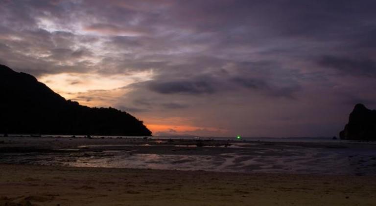 Thailand sunset I © Ubaían/Flickr
