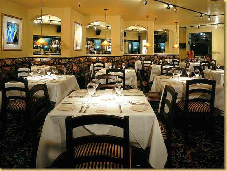 Dining room | Courtesy of Cibo Ristorante Italiano