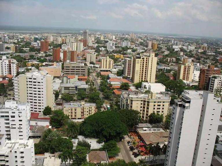 Barranquilla's general cityscape   © Jdvillalobos/ WikiCommons