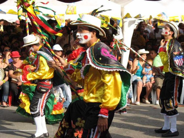 Garabato de Carnaval   © Jdvillalobos/ WikiCommons