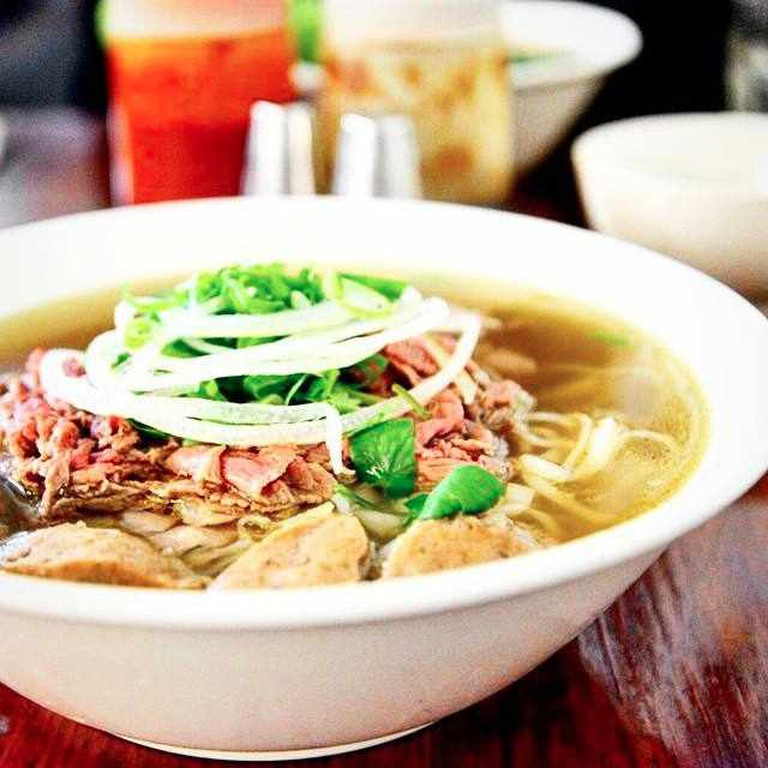 Pho D'lite's namesake item | Courtesy of Pho D'lite