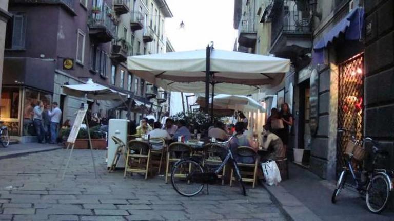 Brera, Milan | © jay8085/Flickr