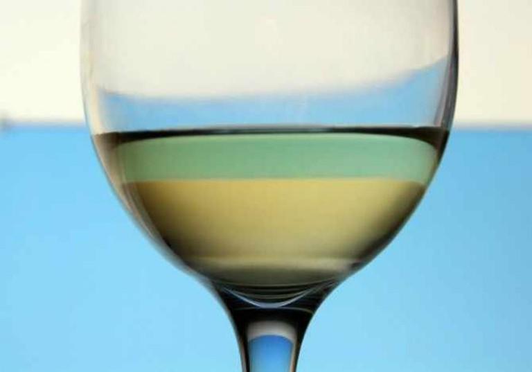 Wine Glass | © Alex Ranaldi/Flickr