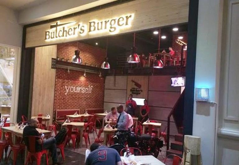 Butcher's Burger I Courtesy of Butcher's Burger, Cairo