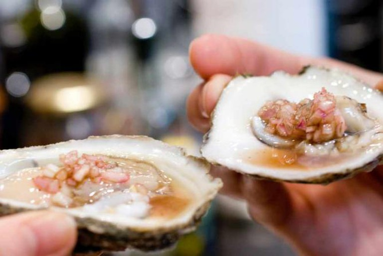 Oysters | © Jessica and Lon Binder/Flickr