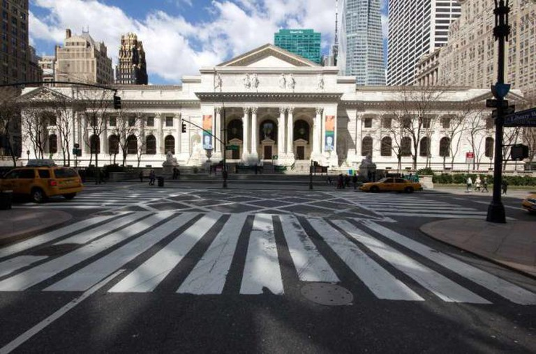 Stephen A. Schwarzman Building | Image Courtesy of the New York Pubic Library