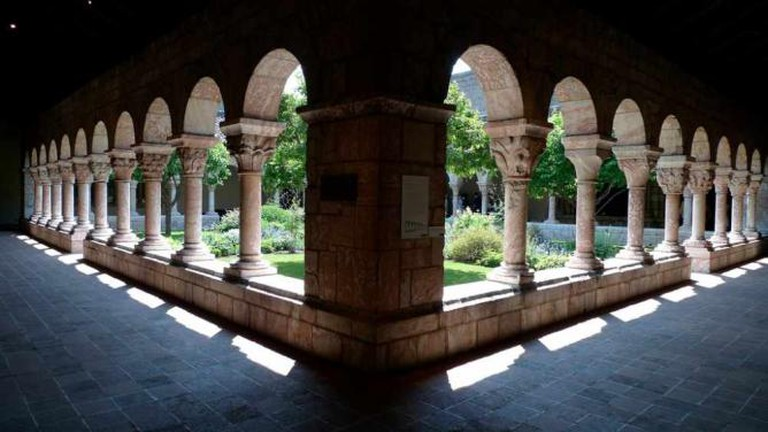The Cloisters | © Chun-Hung Eric Cheng/Flickr