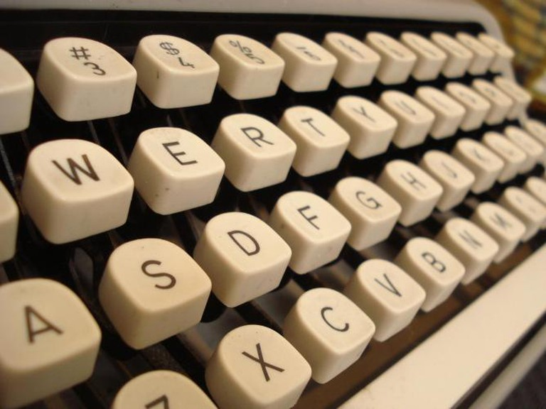Writespace's Vintage Typewriter | © Writespace