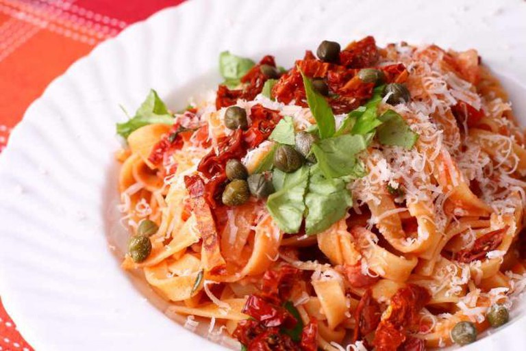 Pasta all´arrabbiata | © Katrin Gilger/Flickr