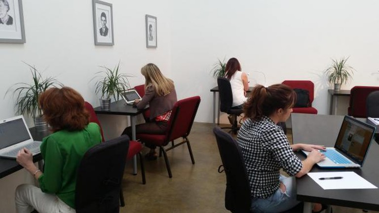 Writers At Work | © Writespace