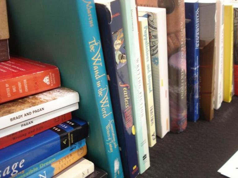 Writespace's Bookshelf | © Writespace