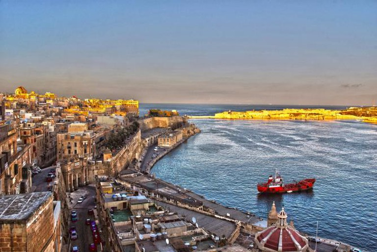 View on Valletta © Berit Watkin/Flickr