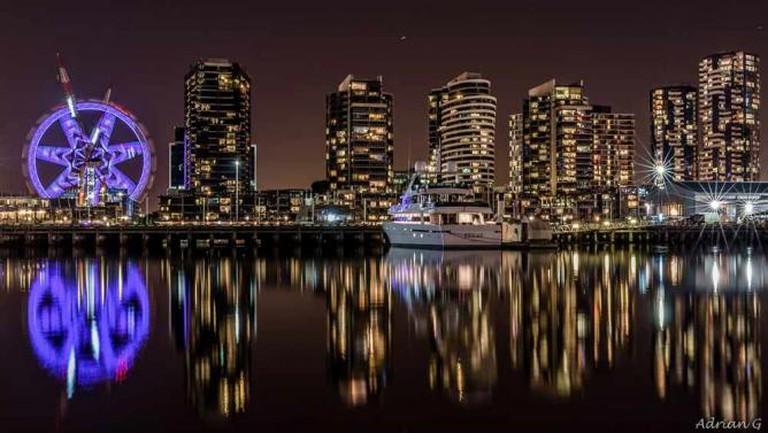 Docklands | Adrian Guglielmino