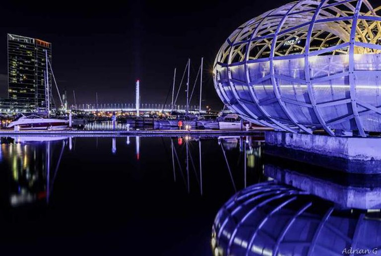 Webb Bridge | Adrian Guglielmino