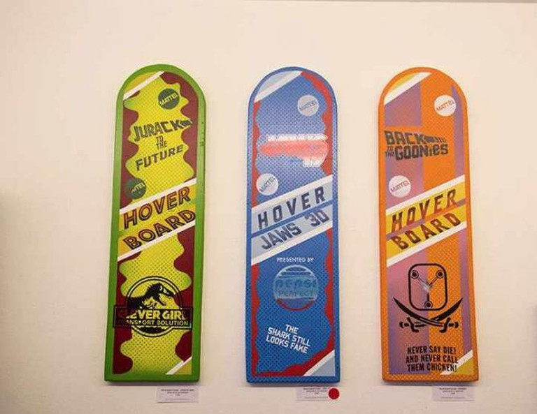 Hover-boards | © Callum Preston
