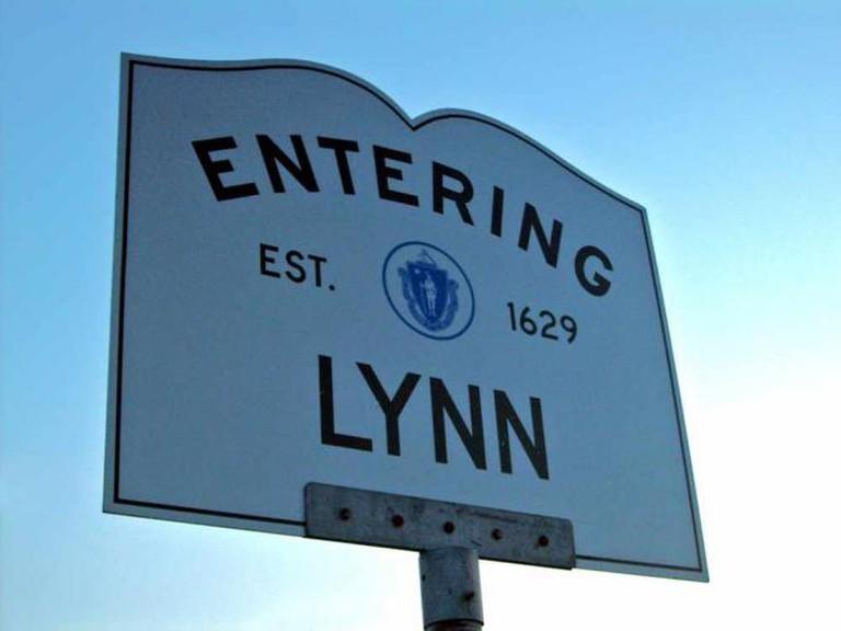 Entering Lynn