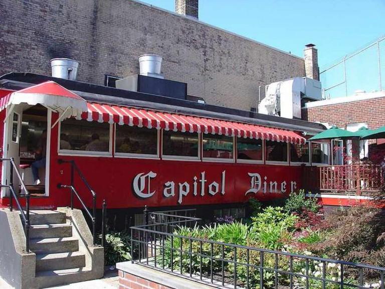 Capitol Diner | © Ethomsen/WikiCommons