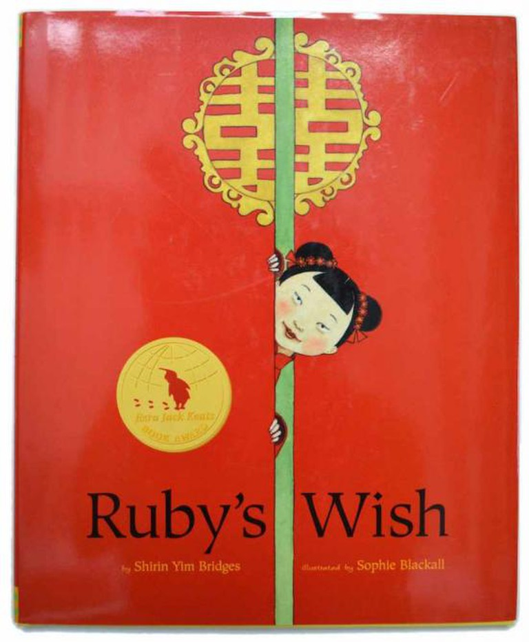 Ruby's Wish | © Sophie Blackall/Chronical Books