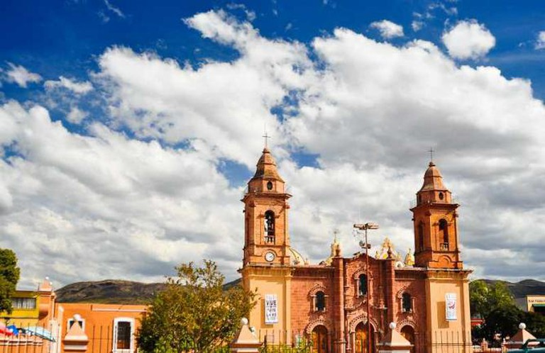 Catedral de Huajuapan, Oaxaca