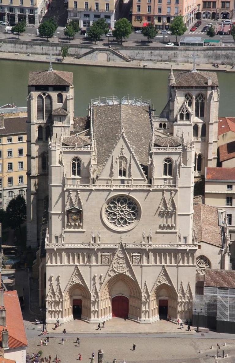 Cathédrale St-Jean © Wikicommons