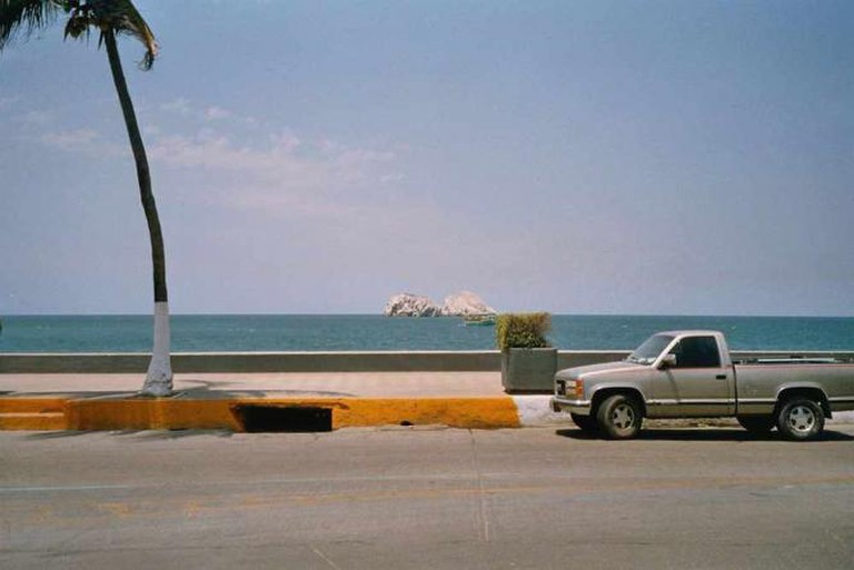 Beach in Mazatlán © Abel Pardo López