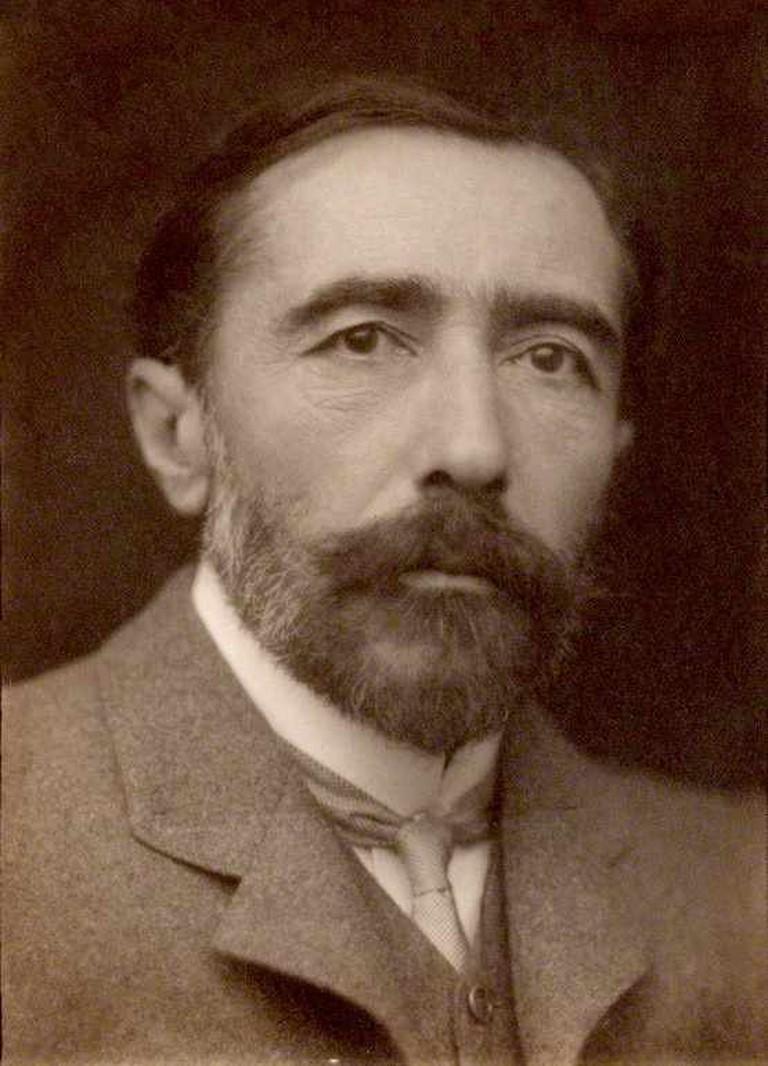 Joseph Conrad | © George Clares Beresford/WikiCommons